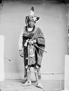 Che-Ko-Skuk - Sauk & Fox - 1868