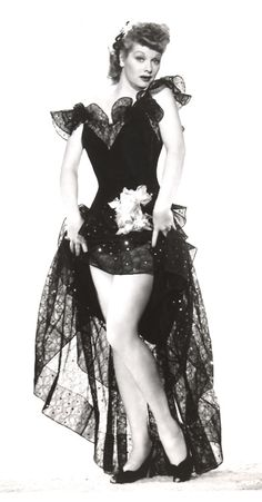 Lucy was extremely talented, funny and beautiful ...and had a great pair of legs.