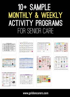 This is a wonderful resource to help you plan ahead.