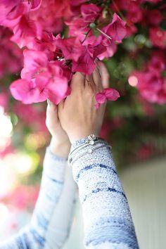 Ꭿ Ꮗalk Ꭵn ʈhe ɠarden . . .is my favorite❤️gotta smell the flowers!