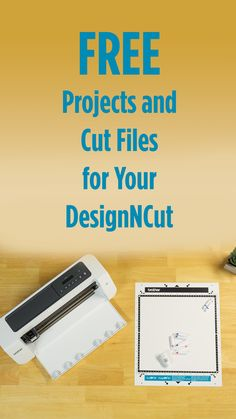 Are you looking for design inspo for your holiday crafts? Did you know we have hundreds of FREE Projects & Cut files available? Learn more here. Brother Images, Scan N Cut Projects, Paper Cutting Machine, Cutter Machine, Project Free, Cut Canvas, Free Svg Cut Files, Brother Scan And Cut, Screenprinting
