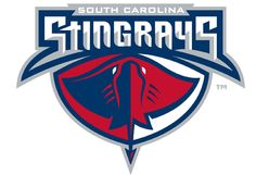 South Carolina Stingrays  Conference: Eastern  Division:	 South  Coached by: Spencer Carbery  AHL Affiliate:  NHL Affiliate: Boston Bruins  Home Arena: North Charleston Coliseum  Capacity:	 6712