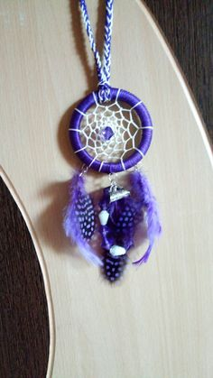 Aura' Lavender Dreamcatcher Necklace While purple is the color of royalty, and pink the color of youth, lavender is femininity all grown up. #auradreamcatchers #auracreationsdreamcatcher #dreamcatchersindia #dreamcatcher #dreamcatchersbangalore #necklace #nativeamerican #dreamcatchernecklace #boho #hippie #gypsysoul #bohemianstyle #crafts #accessories #beads #charms #feathers #handmadedreamcatcher #creation #lavender #purple #feminism #girl #style #bangalore #delhi #mumbai #goa #sale #gift