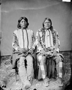 Old Photos - Ute   www.American-Tribes.com