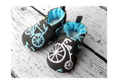 Pedal Power Bike Shoes. Price: £17.38, available from Etsy.