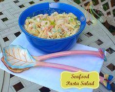 Simple Fare, Fairly Simple: Seafood Pasta Salad