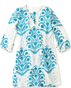hand sewn & crocheted egyptian cotton caftans by lebanese women