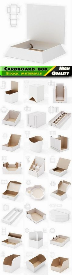 Packaging Dielines, Cool Packaging, Packaging Design, Cardboard Chair, Cardboard Boxes, Box Patterns, Nail Stamping Plates, Packaging Solutions, Craft Box