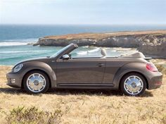 One day you'll be mine again!   VW Beetle Cabrio Retro 2013