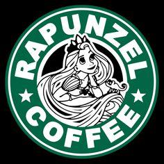 Rapunzel Coffee - NeatoShop