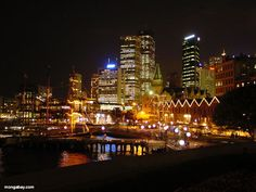 Sydney, Australia....definitely on my bucket list of places I must see in my lifetime.