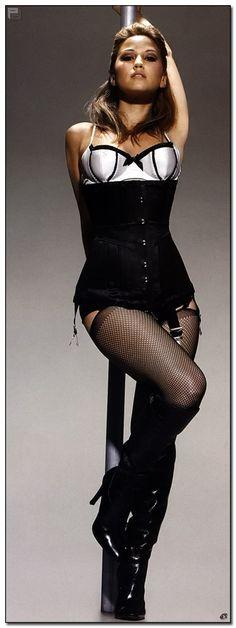 Rachel Stevens Celebrities In Stockings, Rachel Stevens, Stocking Tops, Hold Ups, Thighs, Sexy, Women, Fashion, Moda