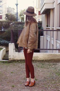 American Apparel riding pants, Indiana Jones style. Spectacular.