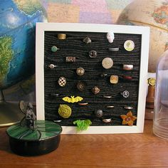 Cool ring display, link to tutorial