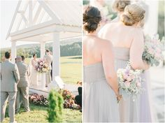 Elizabeth Fogarty:Springfield Manor Winery and Distillery Wedding