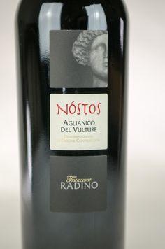Aglianico del Vulture DOC - Organic wine www.sunnyfinch.com