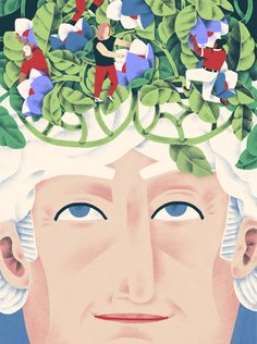 Illustration by Jeannie Phan for John Hopkins Health Review