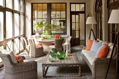 Decorating Screened Porch On Budget | Screened Porch - Lovely Addition to Your Home