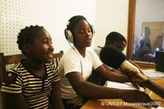 Today we celebrate the International Children's Day of Boadcasting. On this day, broadcasters worldwide will be broadcasting quality programmes for and about children, but above all allow children to be part of the programming process to talk about their hopes and dreams and share information with their peers.