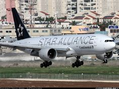 Boeing 777-224/ER - Star Alliance (Continental Airlines) | Aviation Photo #1618298 | Airliners.net