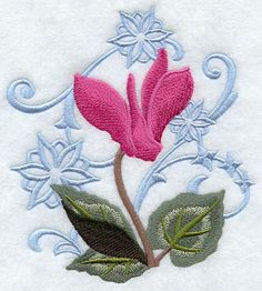 Machine Embroidery Designs at Embroidery Library! - Color Change - F7795