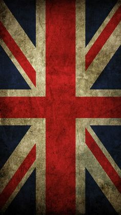 Union Jack British Flag Wallpaper iPhone 5 // iphone & colors in wallpaper England Flag Wallpaper, Wallpaper Uk, Wallpaper Keren, Wallpaper Ideas, Union Jack, Capas Iphone 6, Hd Wallpaper Android, Old Antiques, Retro