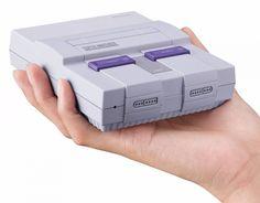 La nostalgia vende. Nintendo recuerda años que reinaba la industria y lanzará la edición limitada de Super Nintendo Mini con juegos pre instalados. | Fuente: Nintendo . . . . . . . . . . .  ______________________________ #blogenespanol #revistadigital #curator #curated #ensobremesa #nintendo #supernintendomini #nostalgia #nostalgiavende