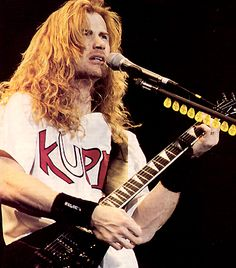 Dave Mustaine,#megadeth