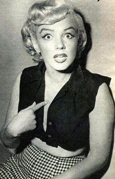 Marilyn Monroe légende