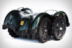 Lawnbott Spyderevo - Robot lawnmower! My summer is free...    $1725