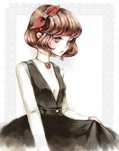 ベロアのスカート