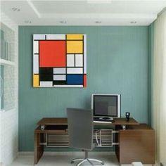 Piet Mondrian Σύνθεση