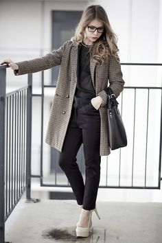 Classic Outfit (by Anna Vershinina) http://lookbook.nu/look/4026260-Classic-Outfit