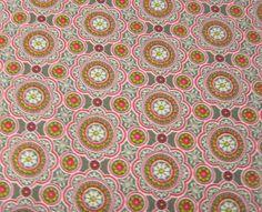 Stoff Ornamente - Stoff♥Ornamente♥ (Kreisart) grau, Baumwollstoff - ein Designerstück von kreawusel-aufgehuebscht bei DaWanda