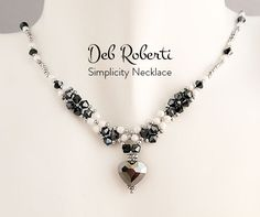 Deb Roberti's Simplicity Necklace