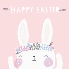 This is Gold - Happy Easter #cute #bunny #easter #illustration