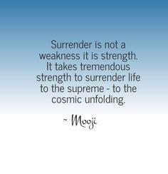 The wisdom of Mooji - Surrender Mooji Quotes, Quotable Quotes, Wisdom Quotes, Me Quotes, Spiritual Awakening, Spiritual Quotes, Osho, Surrender Quotes, Magic Words