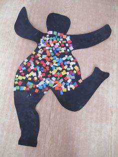 Projet Niki de Saint Phalle chez Cécilia