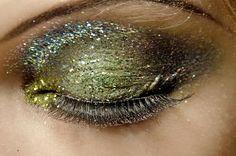 Dior. Mermaid sparkles.