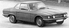 Mercedes 350 SL Prototype