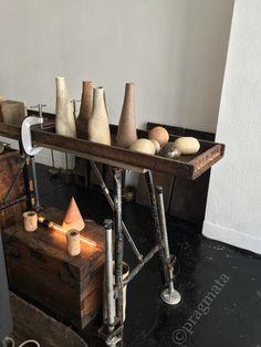 """""""Heated Water"""" Watanabe Takayuki ceramics exhibition  「温 水」 渡辺隆之 陶芸 個展 #pragmata"""