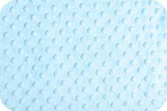 Aqua Dimple Minky From Shannon Fabrics 1 Yard for blanket $12.95
