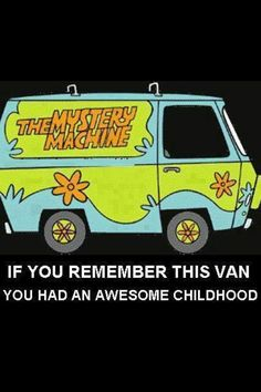 Scooby......the best cartoon!!