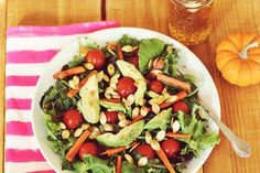 Recipe : Autumn Salad Inspiration