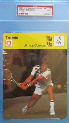 Item specifics    									 			Professional Grader:   												Professional Sports (PSA)  									 			Year:   												1977 – 79    									 			Certification Number:   												16821653  									 			Product:   												Single    									 			Grade:   												9 ... - #Tennis https://lastreviews.net/sports-fitness/tennis/psa-9-mint-1977-79-sportscaster-jimmy-connors-tennis-card-wimbledon-us-open-cham/