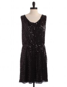 NWT Sequin Sheath Dress by Calvin Klein - Size L - $49.00 on LikeTwice.com