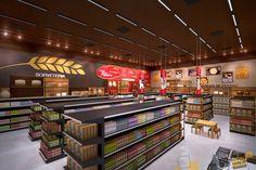 Resultado de imagem para Projeto de arquitetura para varejo, Layout de varejo, supermercado