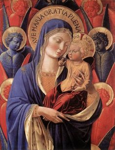 Lady Madonna, Madonna And Child, Italian Renaissance, Renaissance Art, Religious Icons, Religious Art, Religious Paintings, Giorgio Vasari, Mama Mary
