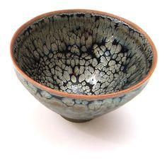 Yōhen Yuteki Tenmoku Saké Cup by Kamada Kōji