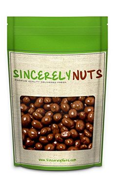 Sincerely Nuts Milk Chocolate Peanuts  Two 2 LB Bag  Absolutely Delicious Sealed for Total Freshness and Kosher >>> Visit the image link more details. Note:It is affiliate link to Amazon. #HealthyRecipes